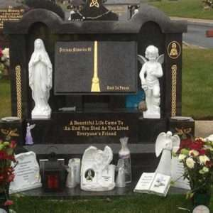 Custom Headstones memorials donegal