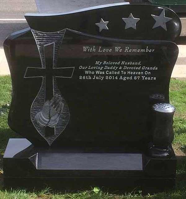 custom headstones donegal derry ireland