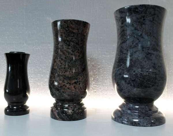 memorial vase. Derry Donegal Memorials