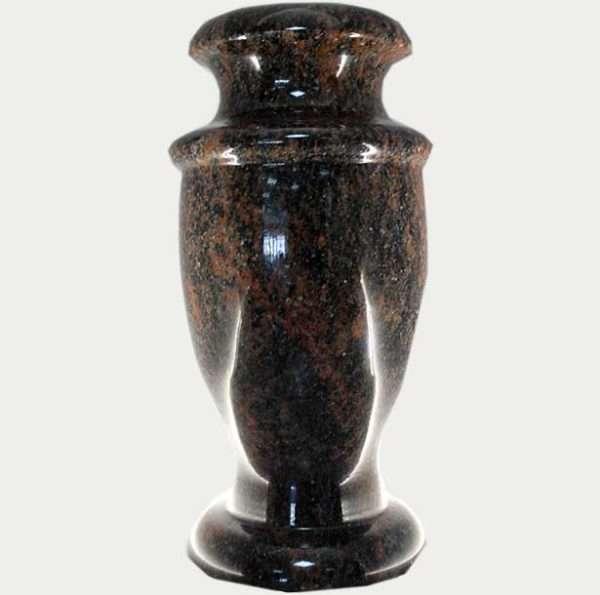 Tall Memorial Vase