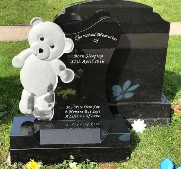 Children's Headstones Donegal Derry