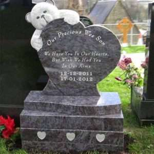 teddy headstones donegal