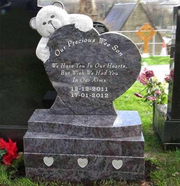 teddy headstones donegal
