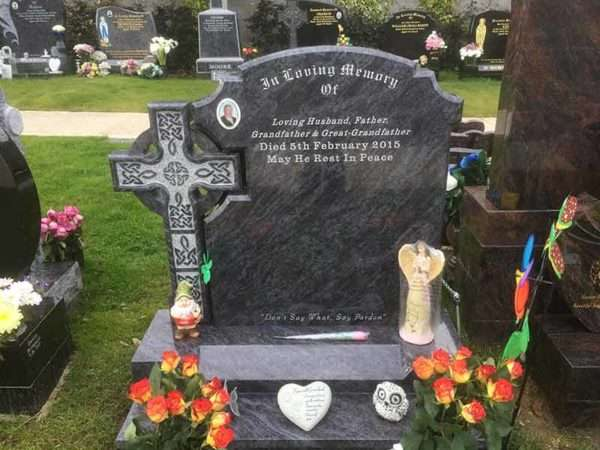 donegal derry headstones
