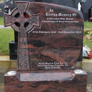 headstones donegal derry