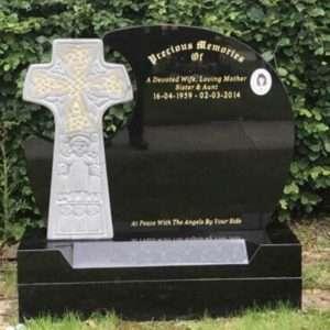 lawn memorials headstones donegal