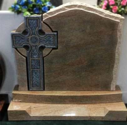 celtic apex headstone