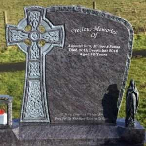 celtic cross headstones