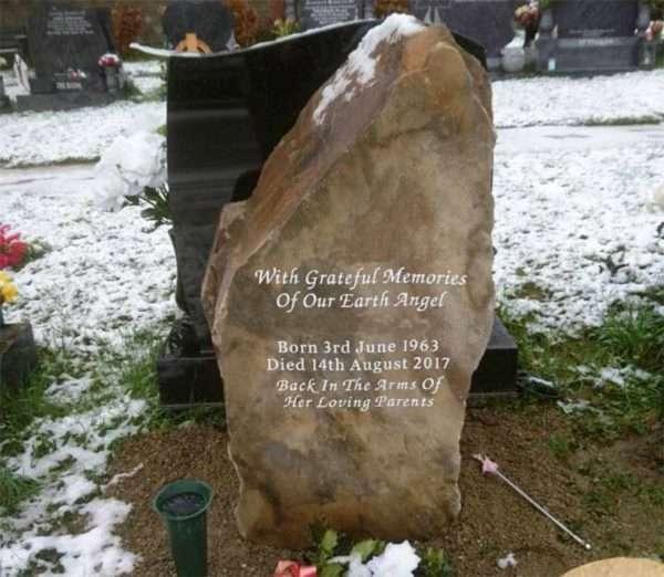 boulder headstone donegal