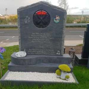 childrens headstones donegal