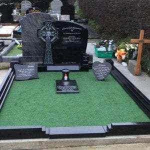 Celtic headstones Memorials Ireland
